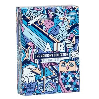 The Harmony Collection Playing Cards - Air