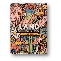 The Harmony Collection Playing Cards - Land