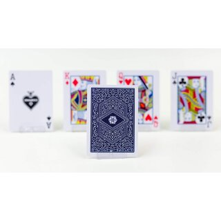 4  Deck Set COPAG 310 Playing Cards (2 x Blue and 2 x Red)