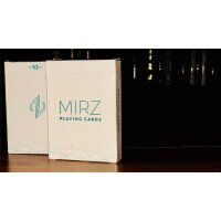 Limited Edition MIRZ Playing Cards