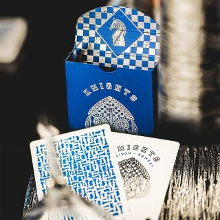 Blue Knights by Ellusionist