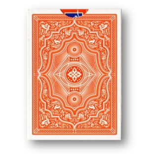 Cohorts Red Playing Cards Marked Deck