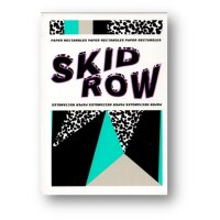 Skid Row Playing Cards