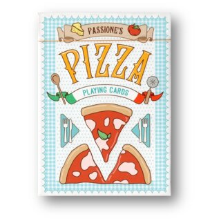 Passiones Pizza Playing Cards by LPCC