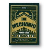 The Mechanic Playing Card Deck by JL Ltd Edition - 300...