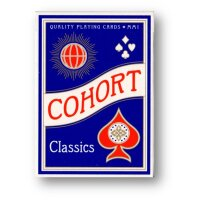 Cohorts Blue Playing Cards Marked Deck