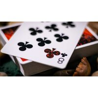 FLOW (Deck of MACC) Playing Cards by BOMBMAGIC