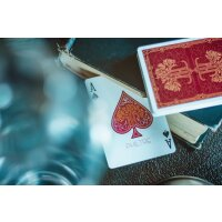 Scarlet Philtre Playing Cards by RiffleShuffle