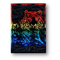 The Hidden King Luxury Editions Playing Cards -  Rainbow