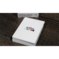 VERSA Playing Cards by Occupied Cards and Takyon Cards