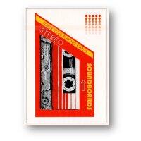 Soundboard Playing Cards by Riffle Shuffle