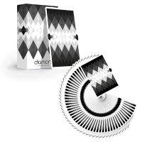 Diamon Playing Cards N. 10