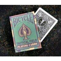 Bicycle - Tactical Field - Green Playing Cards