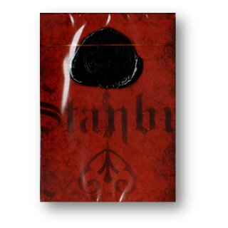 Limited Edition Stanbur Royal Black Seal Playing Cards