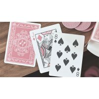 Black Roses Altrosa Playing Cards