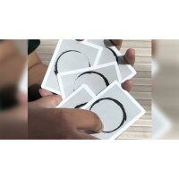 Ring Playing Cards by Galaxy Playing Card