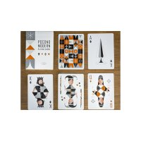 Retro Deck (White) Playing Cards