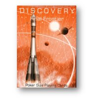 Discovery Final Frontier (Red) Playing Cards by Elephant...