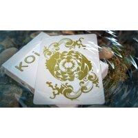 Koi V2 Playing Cards by Byron Leung