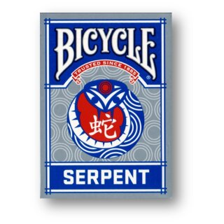 Bicycle Serpent Playing Cards - Rare