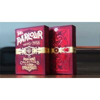 The Parlour Playing Cards (Red)