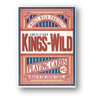 Kings Wild Americanas Murphys Magic LTD Edition by Jackson Robinson