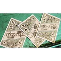 Clockwork Empire Playing Cards by fig.23