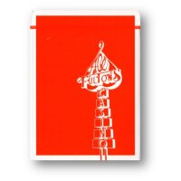 Ace Fultons Classic Ed Playing Cards - Red