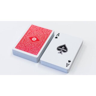 COPAG 310 Playing Cards - Slim Line - Red
