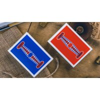Modern Feel Jerrys Nuggets (Blue) Playing Cards