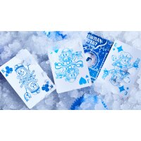 Snowman Factory Playing Cards by Bocopo