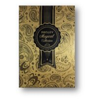 Paisley Magical Black Playing Cards by Dutch Card House...
