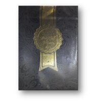 Paisley Magical Gold Playing Cards by Dutch Card House...