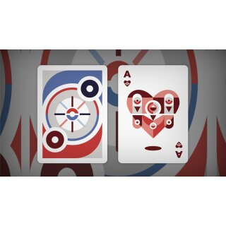 Bicycle EYE Playing Cards by Prestige Cards