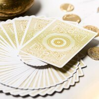 White Aurelian Playing Cards by Ellusionist