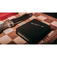 DTMC (Black) Playing Cards