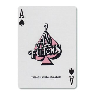 Ace Fultons Casino Playing Cards - Pretty in Pink
