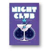 Nightclub UV Edition Playing Cards by Riffle Shuffle