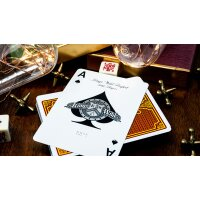 No.13 Table Players Vol. 1 Playing Cards by Kings Wild Project