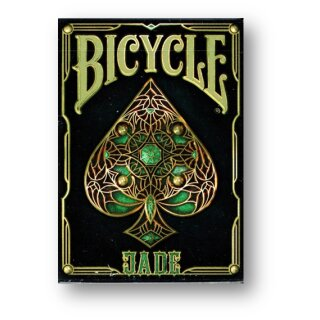 Bicycle Jade Playing Cards by Gamblers Warehouse