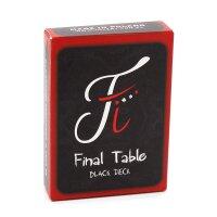 Final Table Black Deck