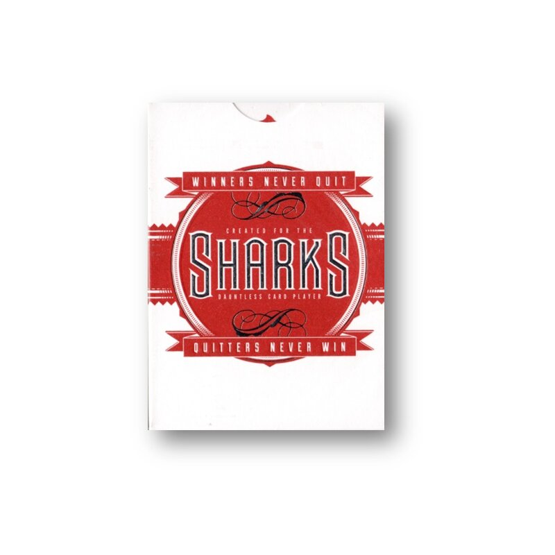 DMC Shark V2 Playing Cards, 9,99 €