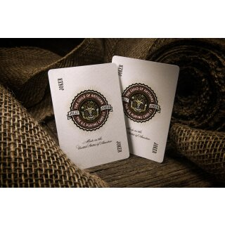 Artisan Black Edition Playing Cards by theory11