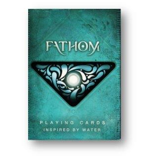 Fathom Playing Cards by Ellusionist