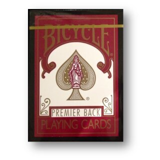 Bicycle Premier Back Playing Cards BMPokerworld