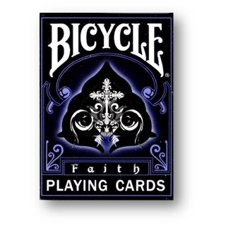 Faith Bicycle Poker Deck