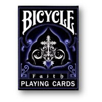 Faith Bicycle Poker Deck