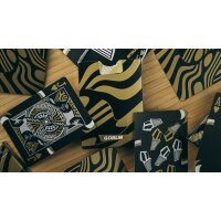 Gold Goblin Playing Cards by Gemini
