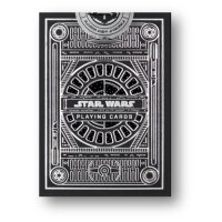 Star Wars Dark Side Silver Edition Playing Cards...