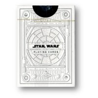 Star Wars Light Side Silver Edition Playing Cards (White)...